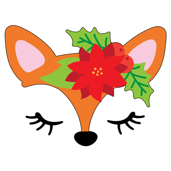 Sleepy Eyed Fox - (DSN-15117)