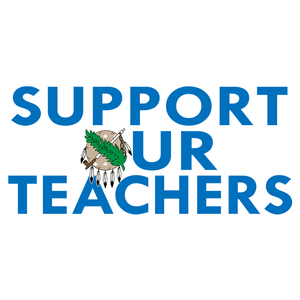 Support Our Oklahoma Teachers - (DSN-11723)