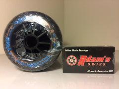 SAVE $24- 8 MPC Storm surge 100mm 16 Adams Swiss bearings.