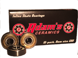 Adams Black Ball Ceramics bearings