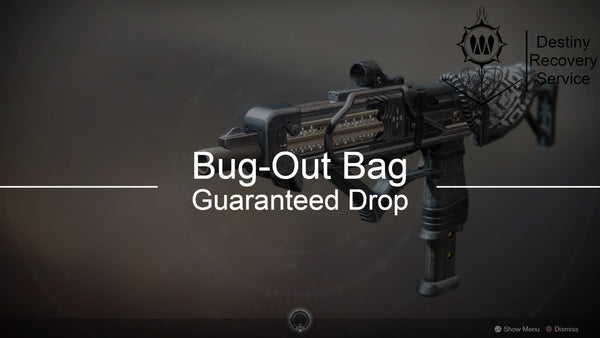 Bug-Out Bag Weapon Farm - Destiny 2 Trials of Osiris Spare | DestinyRecoveryService | Destiny Recovery Service | Season of Arrivals | Shadowkeep |