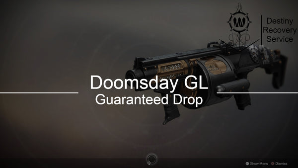 Doomsday GL Weapon Farm - Destiny 2 Trials of Osiris Spare | DestinyRecoveryService | Destiny Recovery Service | Season of Arrivals | Shadowkeep |