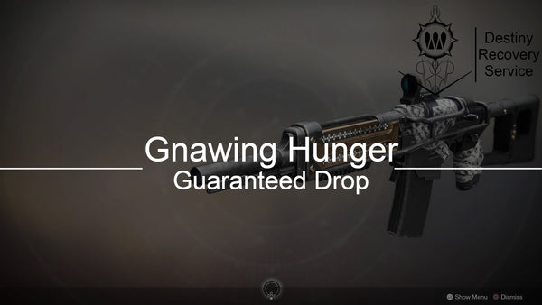 Gnawing Hunger Weapon Farm - Destiny 2 Trials of Osiris Spare | DestinyRecoveryService | Destiny Recovery Service | Season of Arrivals | Shadowkeep |