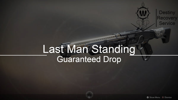 Last Man Standing Destiny 2 God Roll Weapon Farm - Destiny 2 Trials of Osiris Spare | DestinyRecoveryService | Destiny Recovery Service | Season of Arrivals | Shadowkeep |