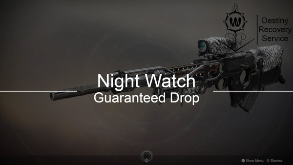 Night Watch Weapon Farm - Destiny 2 Trials of Osiris Spare | DestinyRecoveryService | Destiny Recovery Service | Season of Arrivals | Shadowkeep |