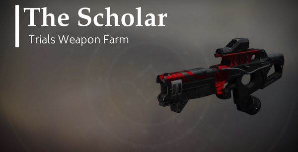 The Scholar Trials Weapon Farm - Destiny 2 Trials of Osiris Spare | DestinyRecoveryService | Destiny Recovery Service | Season of Arrivals | Shadowkeep |