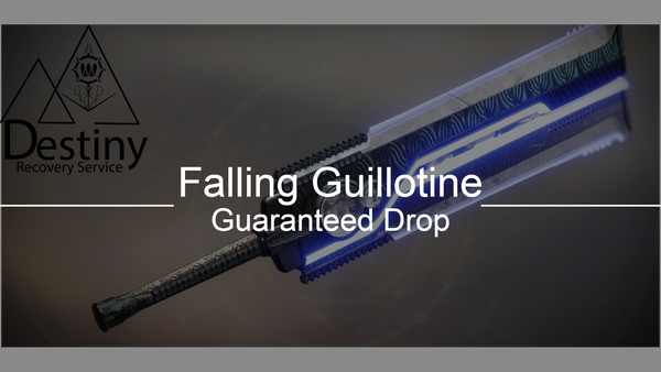 Falling Guillotine Guaranteed Drop - Destiny 2 Trials of Osiris Spare | DestinyRecoveryService | Destiny Recovery Service | Season of Arrivals | Shadowkeep |