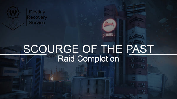 Scourge of the Past Raid Completion - Destiny 2 Trials of Osiris Spare | DestinyRecoveryService | Destiny Recovery Service | Season of Arrivals | Shadowkeep |