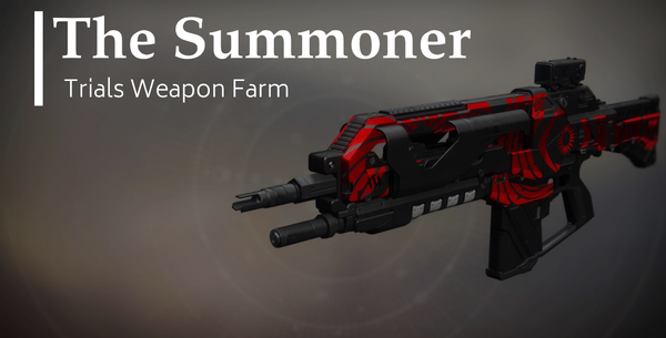 The Summoner Trials Weapon Farm - DestinyRecoveryService