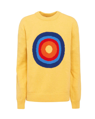 SUNSET wool sweater