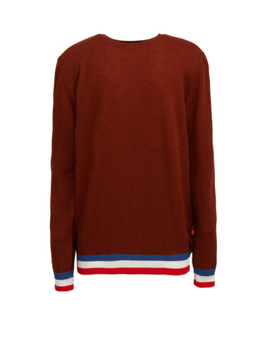 BEAVERLOWSTRIPES wool sweater