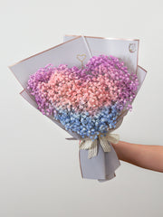 baby breath flowers bouquet