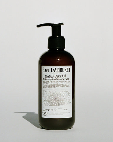 L:A Bruket 159 Hand Cream, Citrongræs/Lemongræs, 250ml
