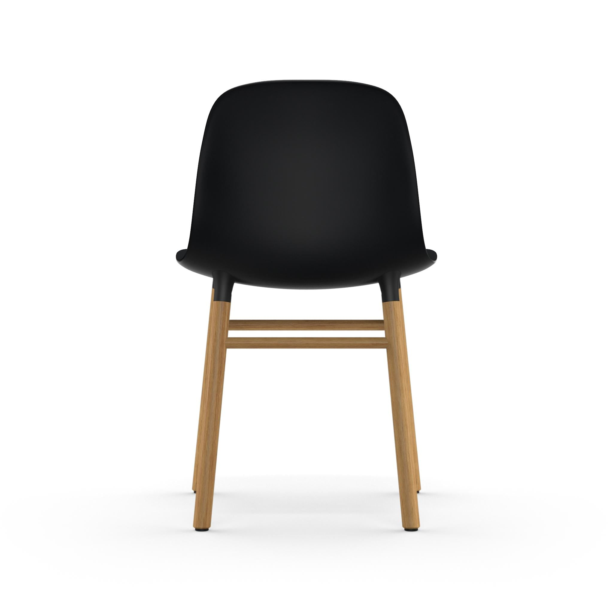 Normann Copenhagen, Form Stol, Sort/Eg