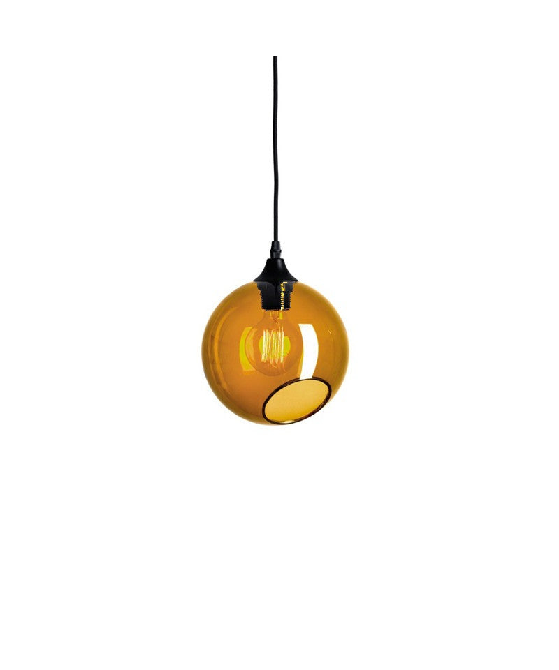 Design By Us Ballroom lampe i amber
