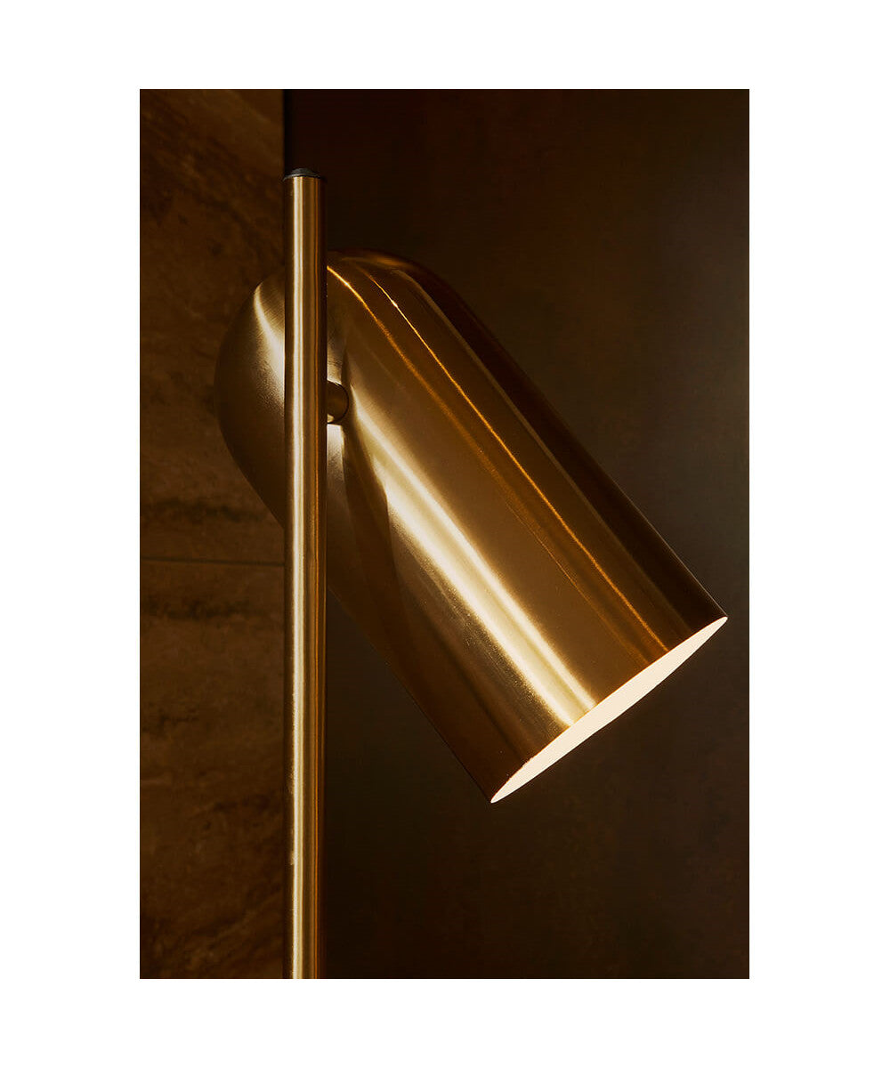 Aytm LUCEO Bordlampe Gold/Clear