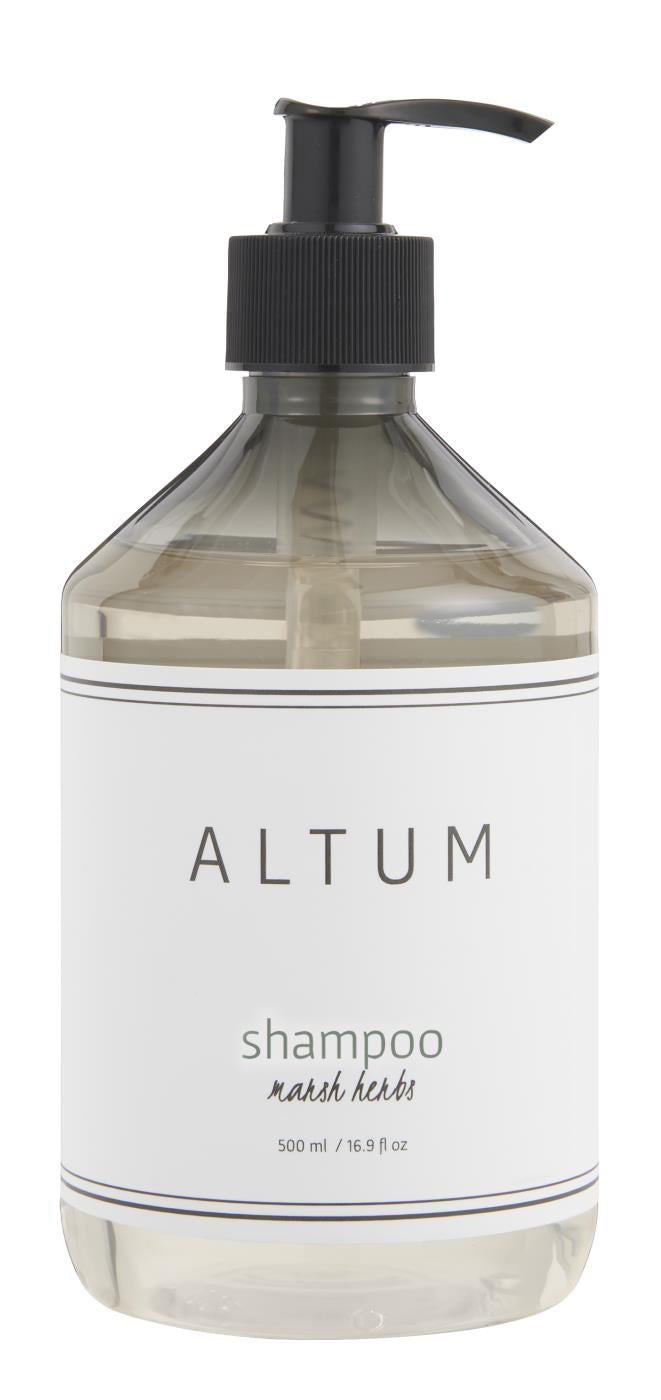 ALTUM, Hårshampoo - Marsh Herbs, 500 ml