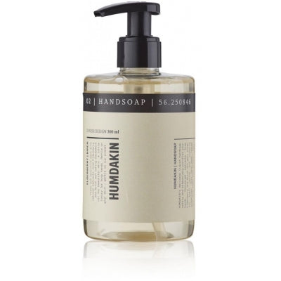 Humdakin Hand Soap 02 300 ml, Elderberry & Birch