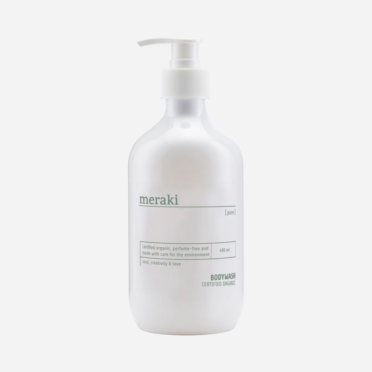 Meraki kropssæbe pure 450 ml