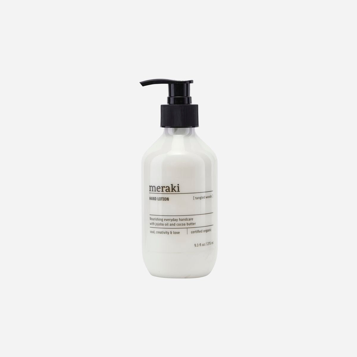 Meraki håndlotion tangled woods 275 ml