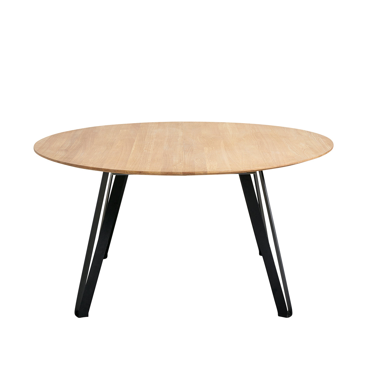 Muubs Spisebord Space Natural Round, Ø120cm