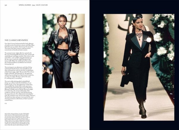 New Mags, Yves Saint Laurent - Catwalk