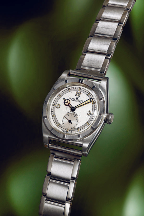 News Mags, Rolex - The Watch Book