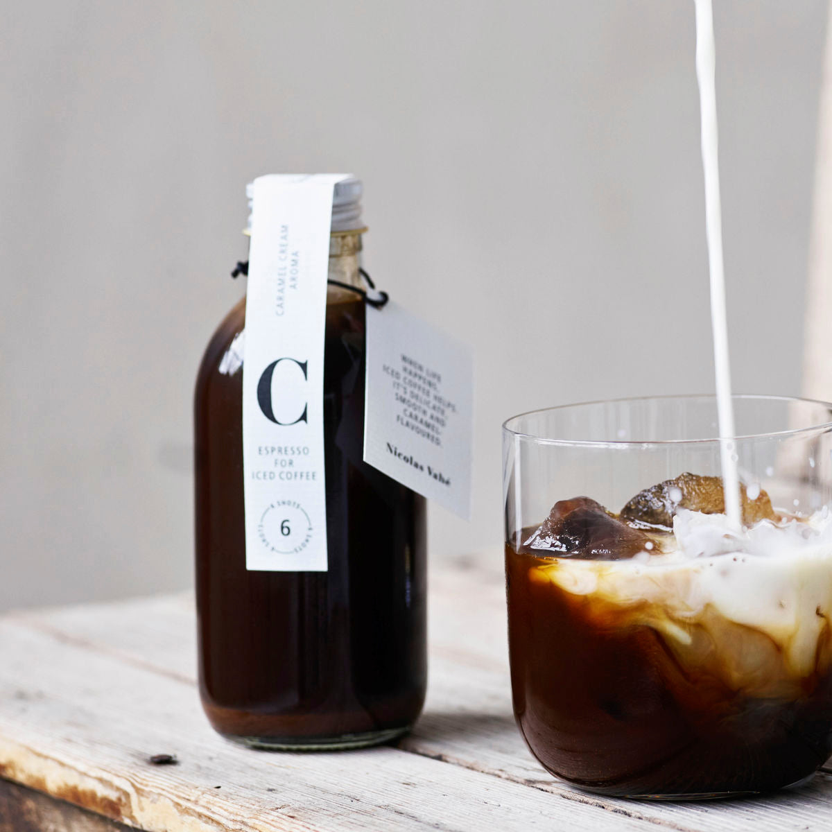 Nicolas Vahé Iced Coffee, Cream Caramel, 200ml