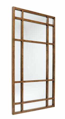 Nordal SPIRIT Wall Mirror, col. Birch Wood, 203x101 cm