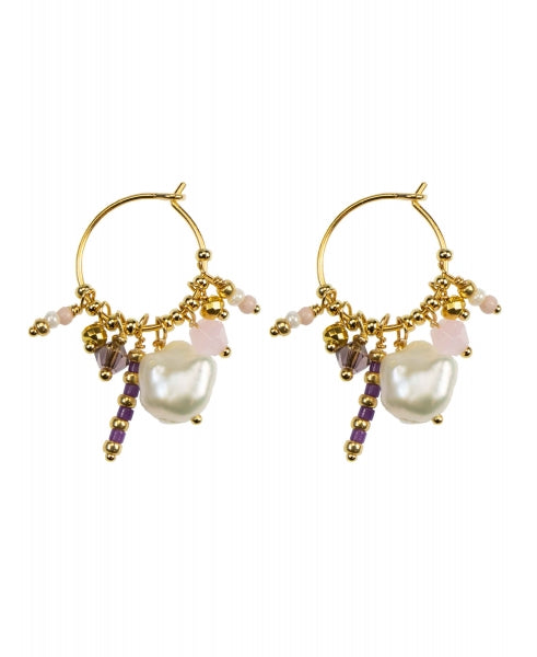 Hultquist Copenhagen, Ophelia Earrings
