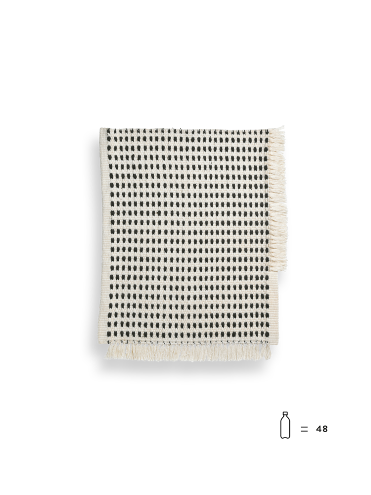 Ferm Living, Way Mat 70x50 - Off-White