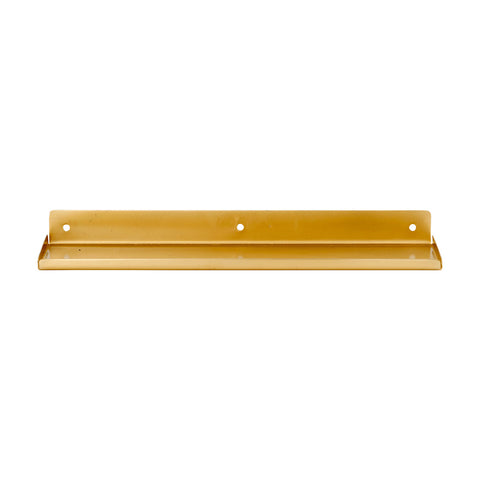 HOUSE DOCTOR HYLDE LEDGE MESSING 43X11,5 CM, H: 4 CM