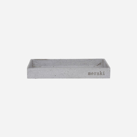 Meraki Tray Grey