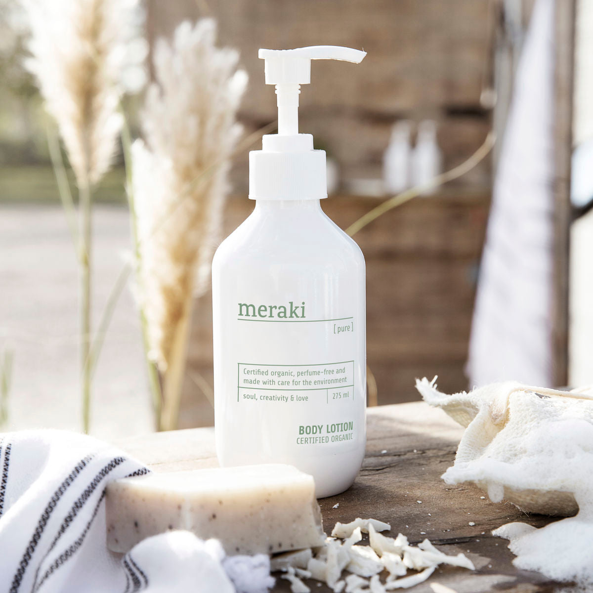 Meraki Body Lotion Pure 275 ml
