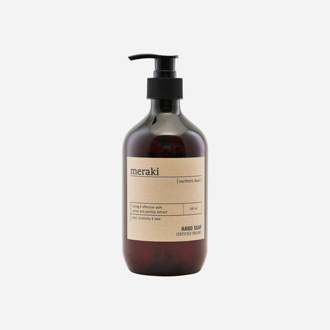 Meraki Northern dawn hand soap 490 ml