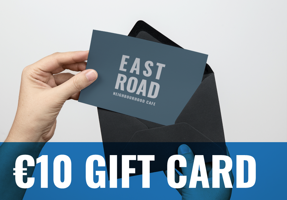 €10 Gift Card - East Road Cafe