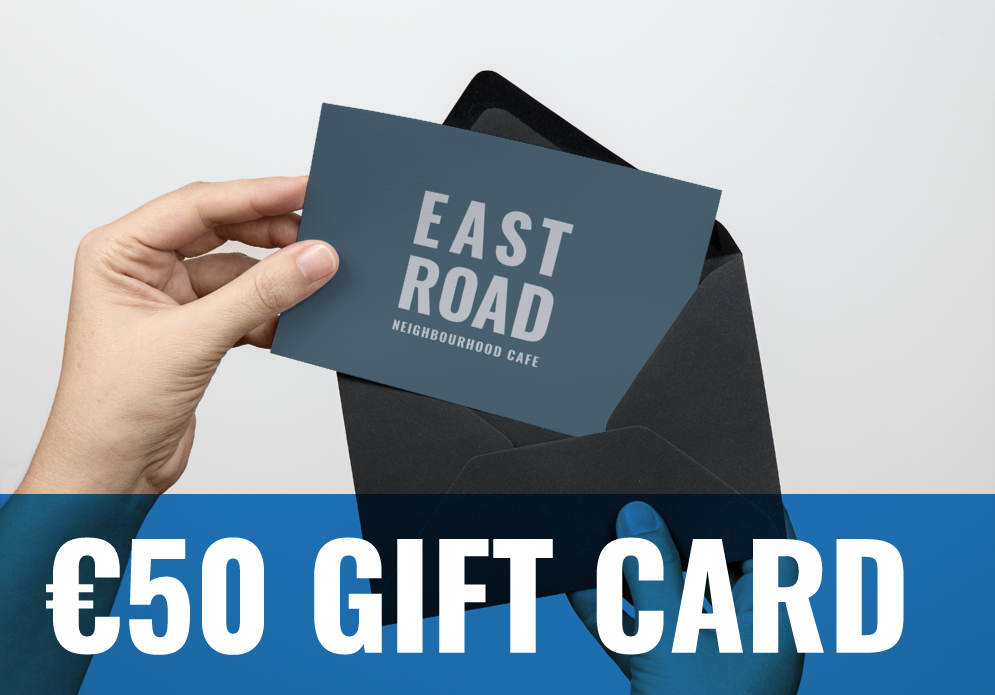 €50 Gift Card - East Road Cafe