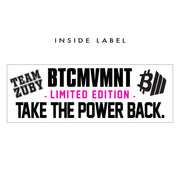 Take the Power Back Hoodie [SOLD OUT]