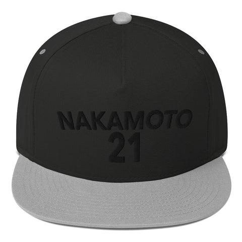 NAKAMOTO 21 [DARK MODE]