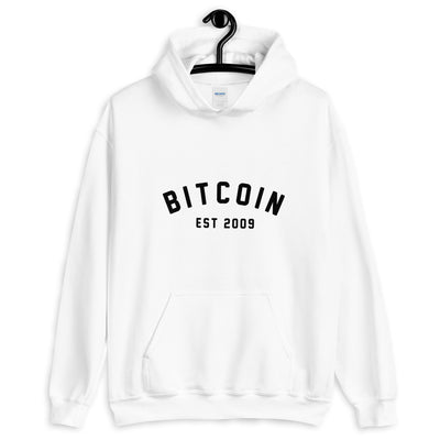 """Bitcoin Campus"" Mens Hoodie"