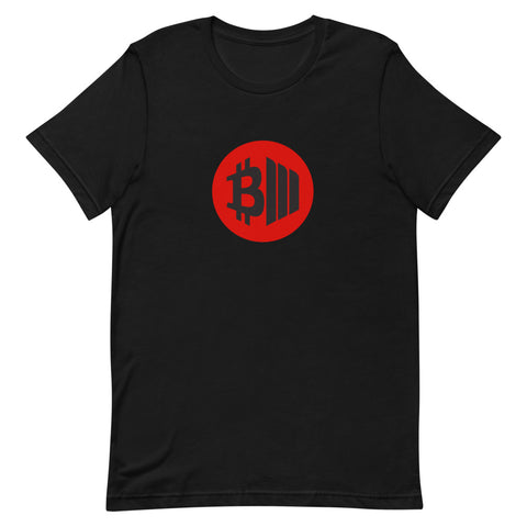 BTCMVMNT [Red Dark] T-Shirt