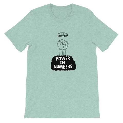Power in Numbers T-Shirt