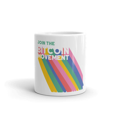 Join the Bitcoin Movement Official Mug