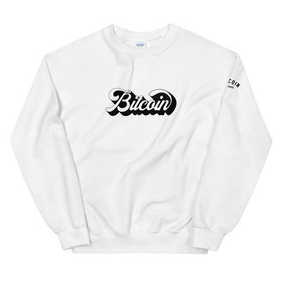 """The Vintage"" Bitcoin Mens Sweatshirt"