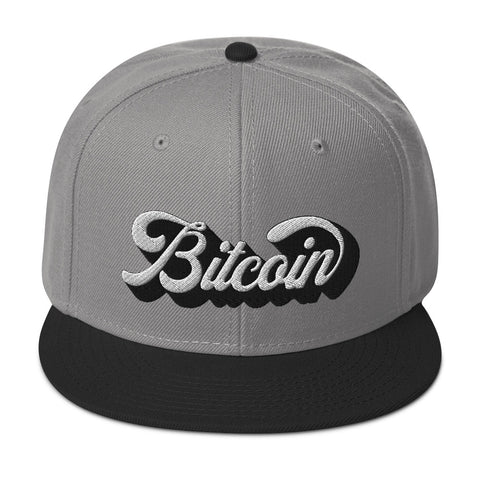 The Vintage Bitcoin Hat