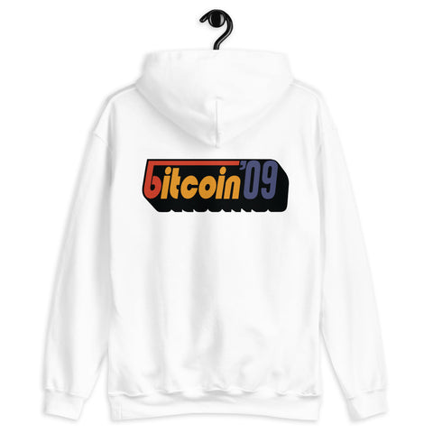 """The Genesis Block"" Womens Hoodie"