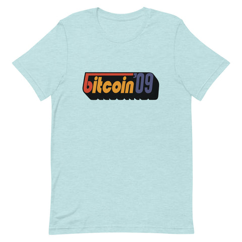 """The Genesis Block"" Womens T-Shirt"