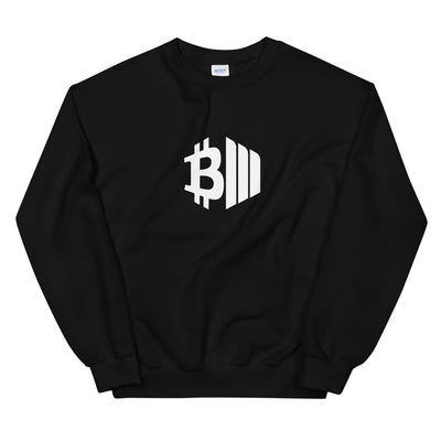 BTCMVMNT Black Mens Sweatshirt