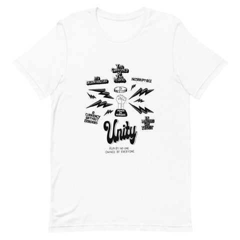 Bitcoin Unity - Limited Edition T-Shirt