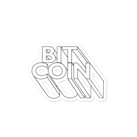 Bitron Sticker